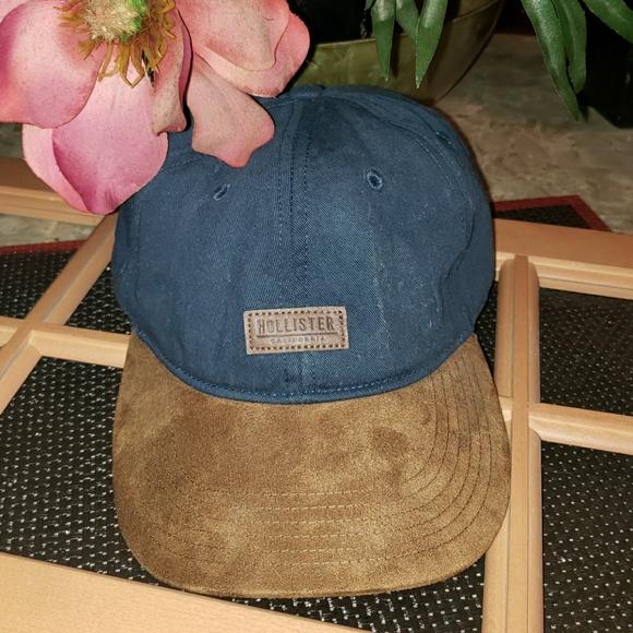 Hollister Snapback Hat Cap Unisex 7973e4f9f40